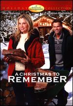 A Christmas to Remember - David Weaver