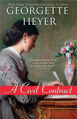 A Civil Contract - Heyer, Georgette