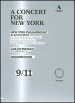 A Concert for New York: Mahler - Symphony No. 2