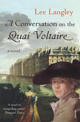A Conversation on the Quai Voltaire - Langley, Lee