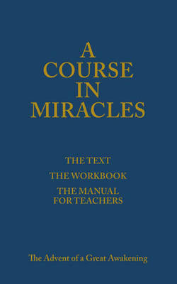 9781435102187 a course in miracles