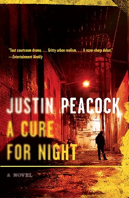 A Cure for Night - Peacock, Justin