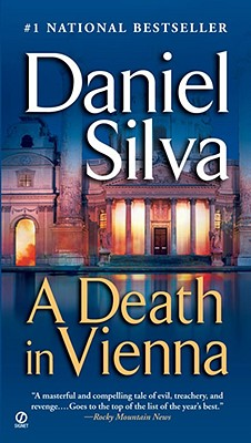 A Death in Vienna - Silva, Daniel