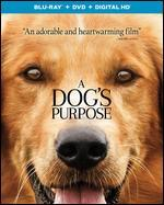 A Dog's Purpose [Includes Digital Copy] [UltraViolet] [Blu-ray/DVD] [2 Discs]