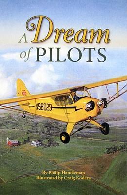 A Dream of Pilots - Handleman, Philip