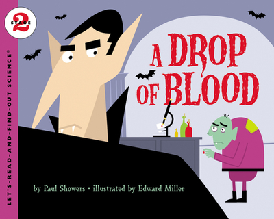 A Drop of Blood - Showers, Paul