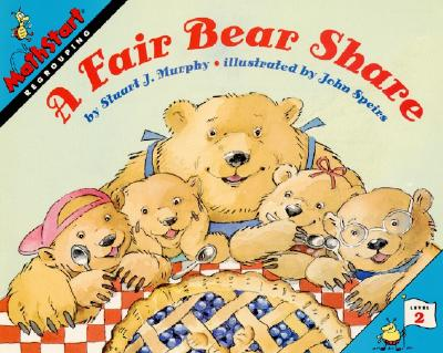 A Fair Bear Share - Murphy, Stuart J