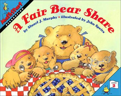 A Fair Bear Share - Murphy, Stuart J