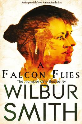 A Falcon Flies - Smith, Wilbur
