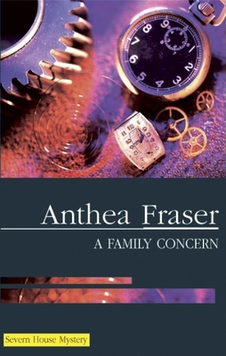 A Family Concern - Fraser, Anthea
