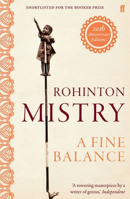 A Fine Balance - Mistry, Rohinton
