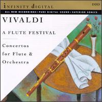 A Flute Festival: Concertos by Vivaldi for Flute & Orchestra -