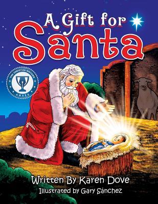A Gift for Santa - Dove, Karen