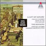 A Gift Of Nature: English Chamber Music Of The 17th Century - Andrew Lawrence-King (organ); Andrew Lawrence-King (harp); Gary Cooper (virginal); Gary Cooper (spinet); Gary Cooper (organ);...