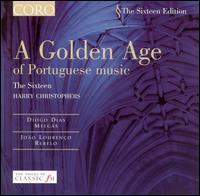 A Golden Age of Portuguese Music - Andrew Giles (alto); Carys-Anne Lane (soprano); Libby Crabtree (soprano); Michael Lees (alto); Neil MacKenzie (tenor);...