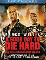 A Good Day to Die Hard [Blu-ray/DVD] [Includes Digital Copy] - John Moore