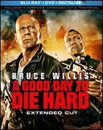 A Good Day to Die Hard [Extended Cut] [2 Discs] [Includes Digital Copy] [UltraViolet] [Blu-ray/DVD]