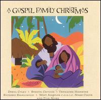 A Gospel Family Christmas - Various Artists