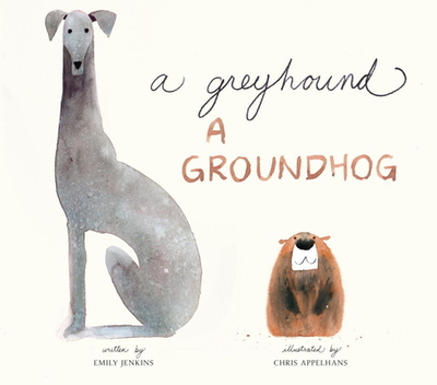 A Greyhound, a Groundhog - Jenkins, Emily