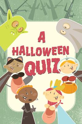 A Halloween Quiz (Pack of 25) - Crossway Bibles