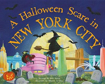 A Halloween Scare in New York City - James, Eric