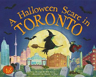 A Halloween Scare in Toronto - James, Eric