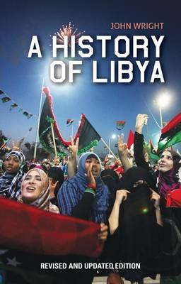 A History of Libya - Wright, John