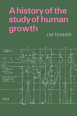 A History of the Study of Human Growth - Tanner, J M