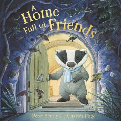 A Home Full of Friends - Bently, Peter