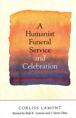 A Humanist Funeral Service and Celebration - Lamont, Corliss