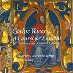 A Laurel for Landini