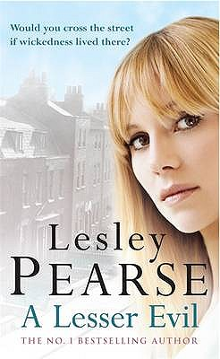A Lesser Evil - Pearse, Lesley