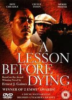 A Lesson Before Dying - Joseph Sargent