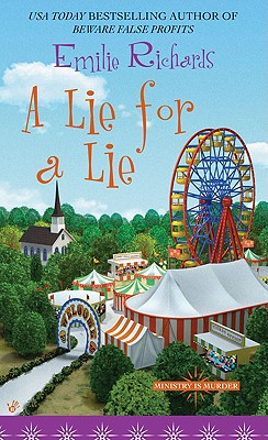A Lie for a Lie - Richards, Emilie