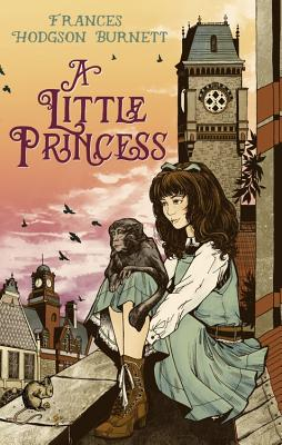 A Little Princess - Burnett, Frances Hodgson
