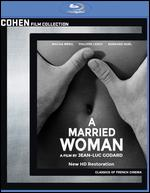 A Married Woman [Blu-ray] - Jean-Luc Godard
