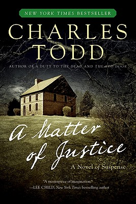 A Matter of Justice - Todd, Charles