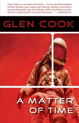 A Matter of Time - Cook, Glen