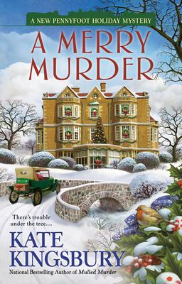 A Merry Murder - Kingsbury, Kate