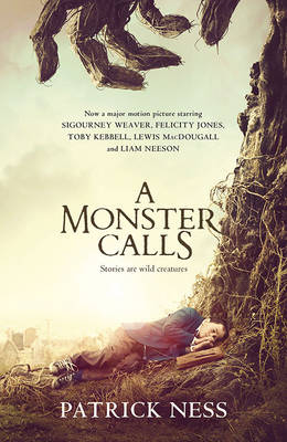 A Monster Calls Movie Tie-in - Ness, Patrick