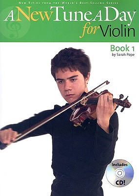 A New Tune a Day for Violin: Book 1 - Pope, Sarah