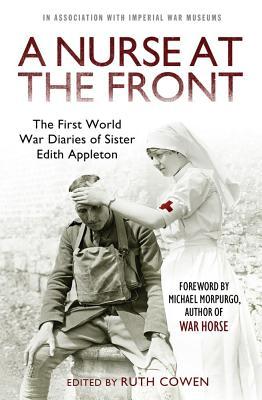 A Nurse at the Front - Cowan, Ruth