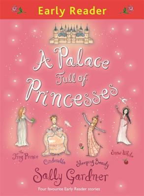 A Palace Full of Princesses - Gardner, Sally