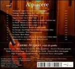 A Piacere: Music for Viola da Gamba