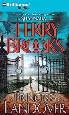 A Princess of Landover - Brooks, Terry, and Hill, Dick (Read by)
