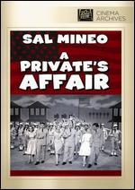 A Private's Affair - Raoul Walsh
