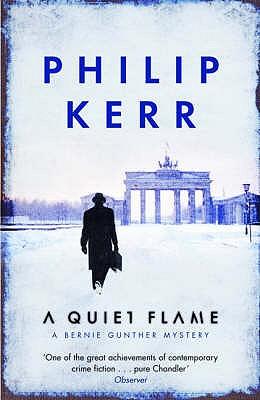 A Quiet Flame - Kerr, Philip