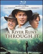 A River Runs Through It [WS] [With Booklet] [Blu-ray]