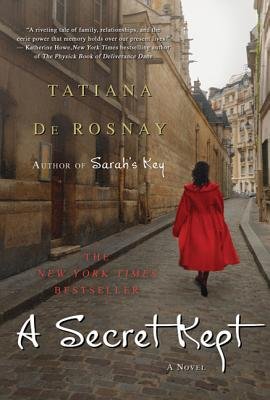 A Secret Kept - De Rosnay, Tatiana