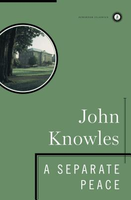 a separate peace novel essay A separate peace the theme rite of passage was used in the novel a separate peace, by john knowles this moving from innocence to adulthood was contained within.
